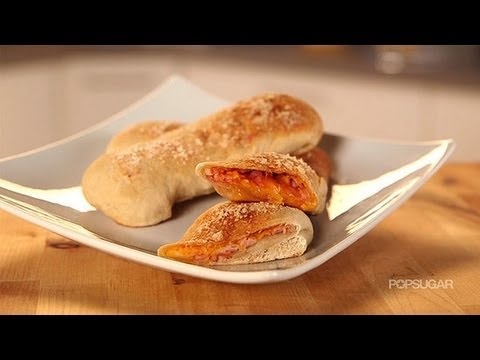 Pica të shijshme Calzone (Video)