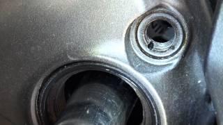 3. Versys Valve Adjustment, 2008 Kawasaki 650cc, 25k miles