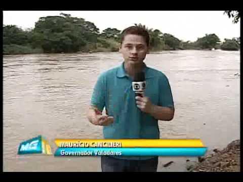 in360 - Pesquisa revela águas da bacia do Rio Doce estão contaminadas.flv
