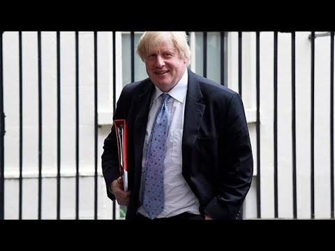 Μ. Βρετανία: Συνομιλίες «φωτιά» του Μπόρις Τζόνσον