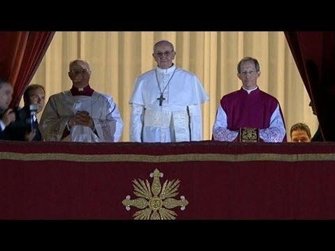 Cardinal Jorge Mario Bergoglio Now Pope Francis