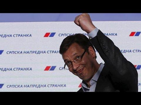 Σερβία: Νίκη των φιλοευρωπαϊκών δυνάμεων στις πρόωρες εκλογές