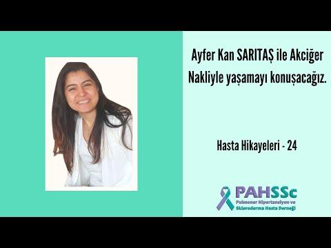 Hasta Hikayeleri - Ayfer Kan SARITAŞ - 24 - 2021.01.26