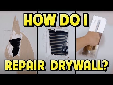 Easy Drywall Tricks to Fix Any Mistake