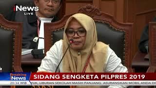 Video Saksi Prabowo Sebut Jalan di Juwangi Tak Beraspal, Hakim MK Buka Google Maps - Breaking iNews 19/06 MP3, 3GP, MP4, WEBM, AVI, FLV Juni 2019