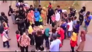 Video MENGEJUTKAN DYAM Tunku Mahkota Johor Tanpa BodyGUARD MP3, 3GP, MP4, WEBM, AVI, FLV Mei 2018
