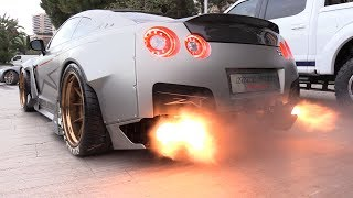 For my 100.000 Subscriber special video I have made a compilation video of the BEST Nissan GTR R35 SOUNDS! This video shows you some crazy acceleration, brutal revs, flames, onboard and many more action! I want to thank you all for your support and we will continue with uploading! Enjoy the video!!Feel free to hit the 'thumbs up' button if you like the video! Make sure that you follow me on YouTube and subscribe to my supercar channel for the latest videos!BE SURE AND WATCH THIS VIDEO IN 1080p HD 50FPS QUALITY!Facebook: http://www.fb.com/cvdzijdenInstagram: https://instagram.com/cvdzijdenThanks for watching!Ciao, Chris /CvdZijden