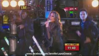 Nonton Jennifer Lopez   New Year S Rockin  Eve 2010 Nyc Film Subtitle Indonesia Streaming Movie Download