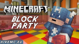 Minecraft Minigame - BLOCK PARTY! (eu.hivemc.com)