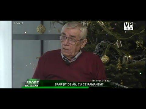 Emisiunea Sport VPTV – 21 decembrie 2015 – partea a II-a