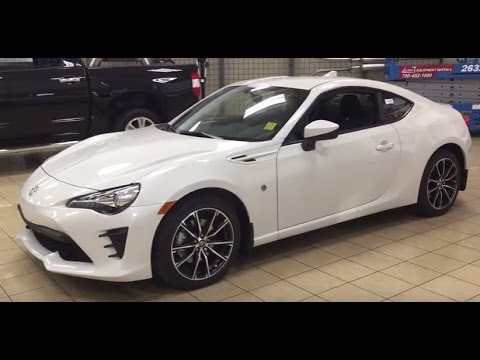 New 2017 Toyota 86 2 Door Car In Sherwood Park T872719