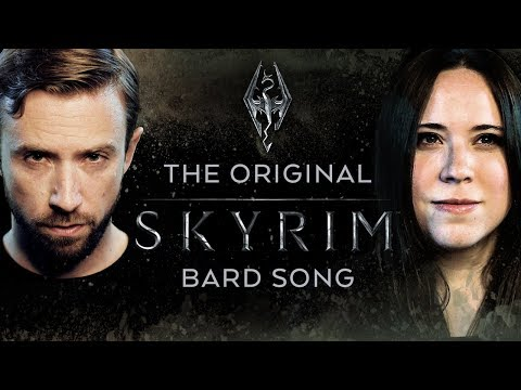 Vokul Fen Mah - Original Skyrim Bard Song by Peter Hollens feat. Malukah