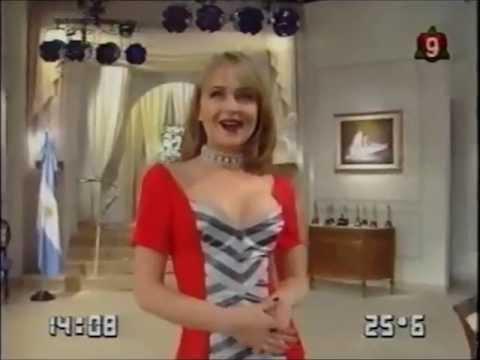 Gaby Spanic interpretando Paola e Paulina