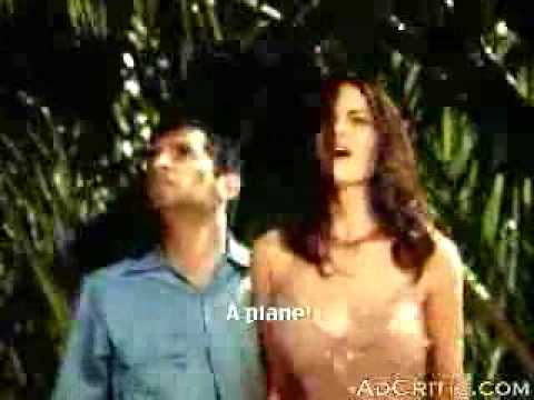 Funny Commercials   budweiser bud light desert island