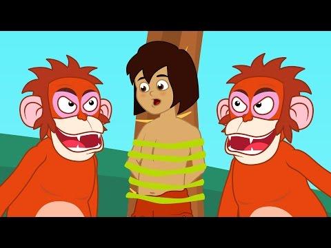 Книга Джунглей - Мультфильм - сказки для детей - сказка (видео)
