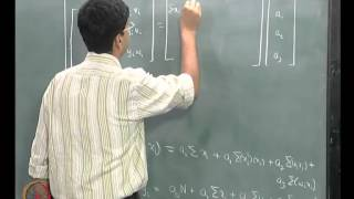 Mod-05 Lec-16 Regression And Interpolation Part 2