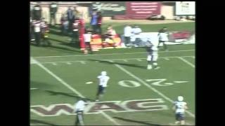 Taveon Rogers vs Utah State 2011 vs  (2011)