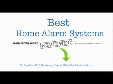 Best Home Alarm Systems — Alarm System Reviews