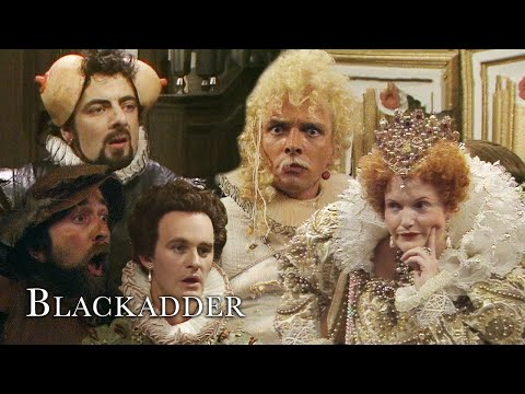 The Return of Blackadder | Blackadder II | BBC Comedy Greats