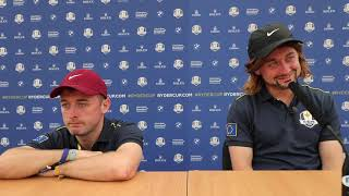 Europe reacts to winning the Ryder Cup w/ Conor Moore | Golf Channel