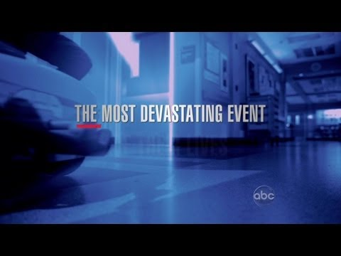 Grey's Anatomy Commercial (2012) (Television Commercial)
