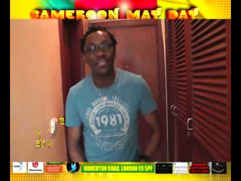 CAMEROON MAY DAY