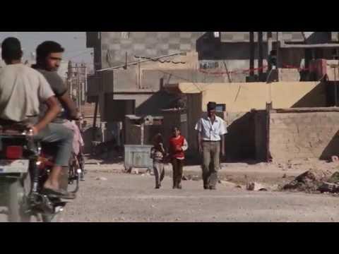 Turquie: Accueil des réfugiés à la frontière à Akcakale