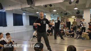 Ricky – GET UP AND GET DOWN 4 Workshop SOLO