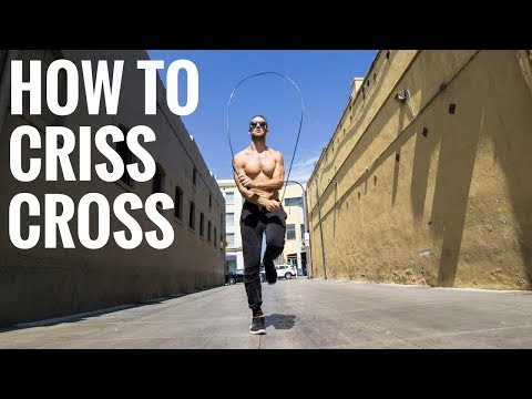 Criss Cross Jump Rope Tutorial
