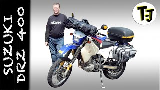 9. Suzuki DRZ400 - Modifications and Review