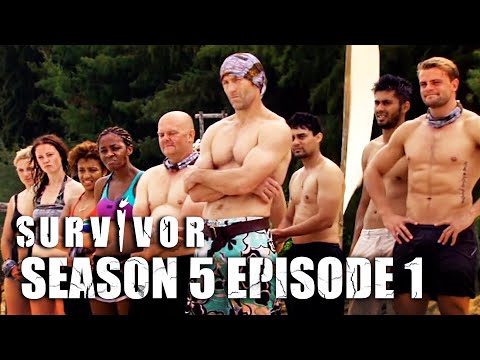 Survivor South Africa: Champions | EPISODE 1 - FULL EPISODE