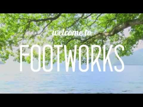 Welcome to Footworks 3 hrs