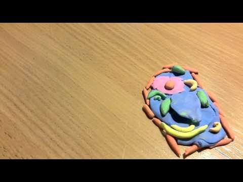 Модель бактерии из пластилина как сделать