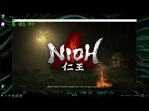 Nioh PC Mouse Keyboard (видео)
