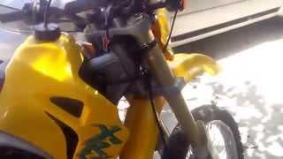 6. Hyosung XRX125 Review