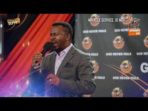 GNF Richards Bay - Restoration Miracle Service with Bishop ND Nhlapo (10/11/2018)