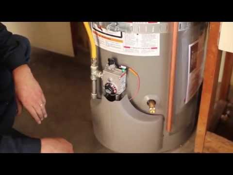 How To Turn Off A Leaking Water Heater Tustin, CA