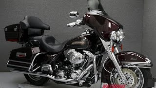 8. 2005  HARLEY DAVIDSON  FLHTC ELECTRA GLIDE CLASSIC  - National Powersports Distributors