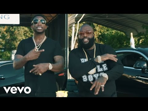 Rick Ross feat. 2 Chainz & Gucci Mane - Buy Back the Block