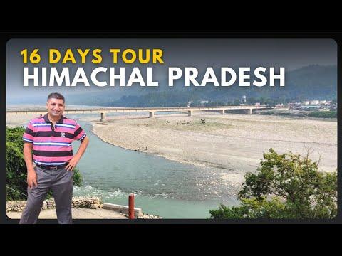 EP 1,Paonta Sahib to Renuka ji to Kasauli    Himachal Pradesh Tourism