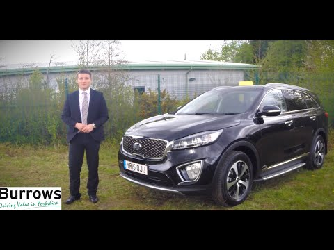New for 2015 kia sorento снимок