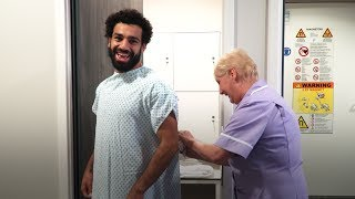 Video Salah's first day at LFC | Signing day vlog series MP3, 3GP, MP4, WEBM, AVI, FLV Mei 2018