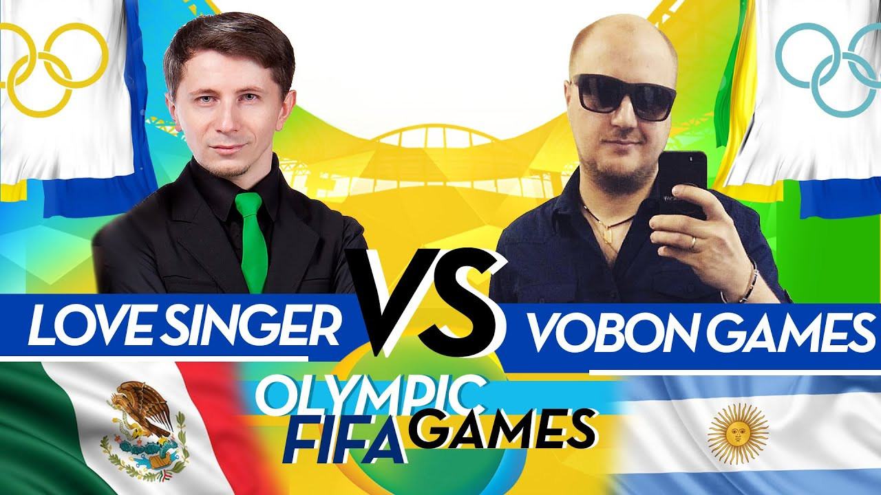 WAGER MATCH vs Lovesinger – 1/4 – FIFA OLYMPIC GAMES