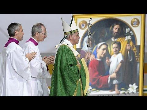 ΗΠΑ: Ολοκληρώθηκε η περιοδεία του Πάπα Φραγκίσκου