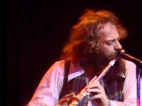 Jethro Tull - Thick as a brick - live - 1978 - DVD