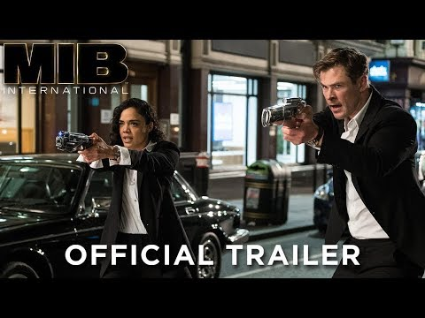 MEN IN BLACK INTERNATIONAL Official Trailer
