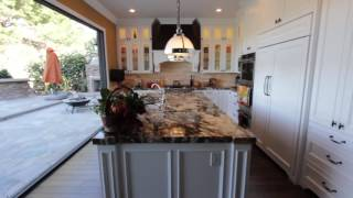 Traditional Style Design Build Kitchen in Coto De Caza Orange County