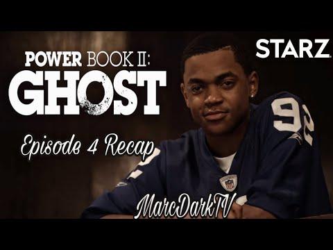 POWER BOOK II: GHOST EPISODE 4 RECAP!!!