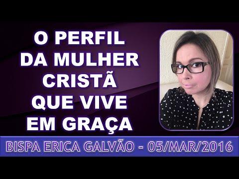 O PERFIL DA MULHER CRISTÃ QUE VIVE EM GRAÇA - 05/03/16 - SÁBADO (Tarde de Mulher SHAIL)