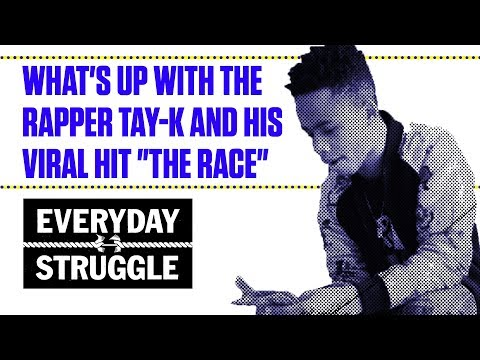 What's Up With the Rapper Tay-K and His Viral Hit \